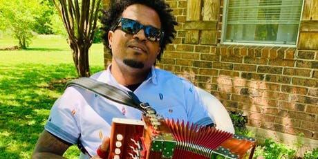 Deuce Chambers and Zydeco Integrity. at the Harmony House Friday Oct 4 tickets