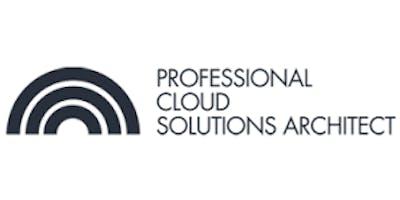 CCC-Professional Cloud Solutions Architect(PCSA) 3 Days Virtual Live Training in Copenhagen