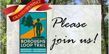 Boroughs Loop Trail, Ribbon Cutting, Kickoff and Guided Hikes October 2019 tickets