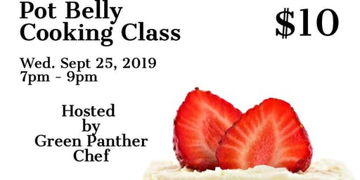 Hands On Medicinal Cooking Class