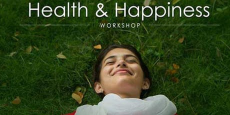 Health and Happiness tickets