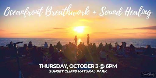 Oceanfront Breathwork + Sound Healing