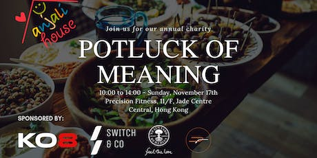 PF Annual Charity Workout & Potluck of Meaning tickets