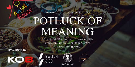 PF Annual Charity Workout & Potluck of Meaning
