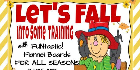 Funtastic! Flannel Boards for all Seasons: Irving, TX tickets