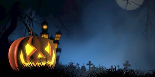 Halloween Networking
