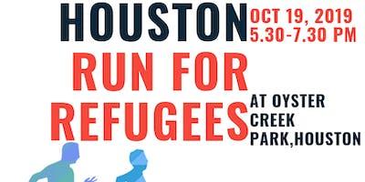 Houston Run for Refugees