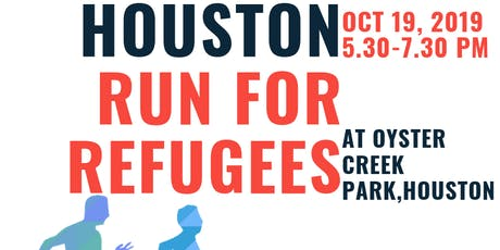 Houston Run for Refugees tickets