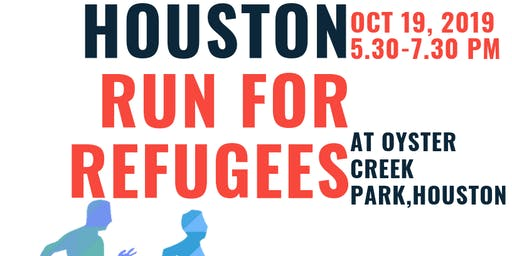 Houston Run for Refugees
