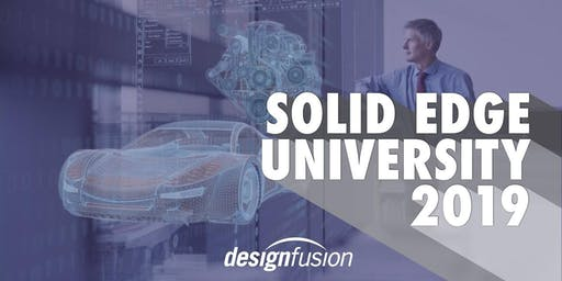 Solid Edge University 2019 – Québec