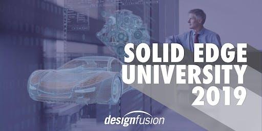 Solid Edge University 2019 – Québec