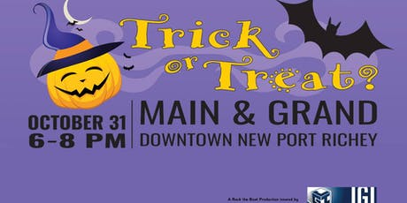 Trick or Treat Downtown NPR tickets