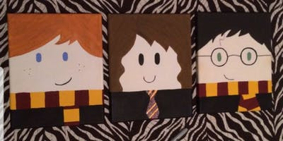 Harry Potter Paint Night(Pick One) Fall River