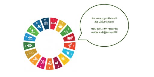 Making a Difference: Operationalising Your SDG Research
