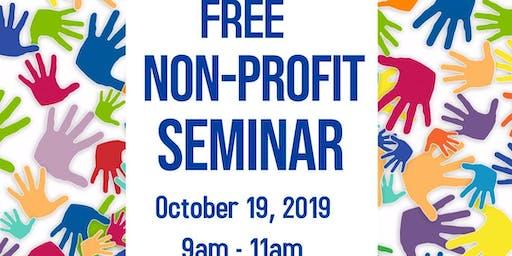 FREE Non-Profit Seminar - Atlanta