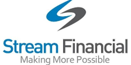STREAM FINANCIAL tickets