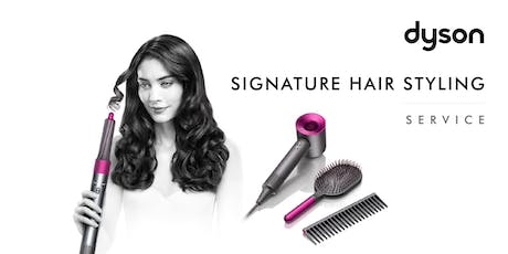 Dyson Demo, ICONSIAM | Total Look Hair Styling Service tickets