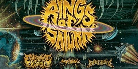 Rings of Saturn Tour comes to destroy the Capitol Room at HMAC