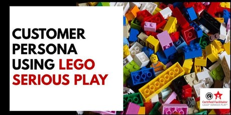 Customer Persona using Lego Serious Play tickets