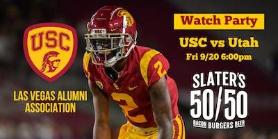 USC vs Utah- Alumni Association Watch Party