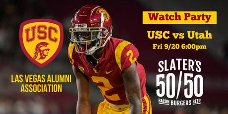 USC vs Utah- Alumni Association Watch Party tickets