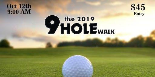The 9-Hole Walk: Golf Tournament