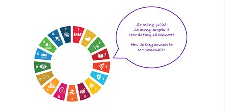 Connecting the SDG Dots: Implications for Your Research tickets