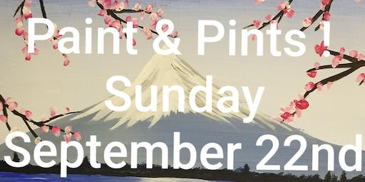 Paint & Pints @13point brewery