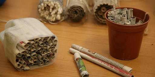 Bug Hotels - Children's Holiday Activity