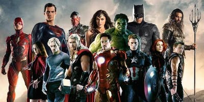 Superhero Trivia - Marvel and DC
