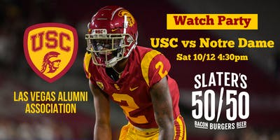 USC vs Notre Dame - Alumni Association Watch Party