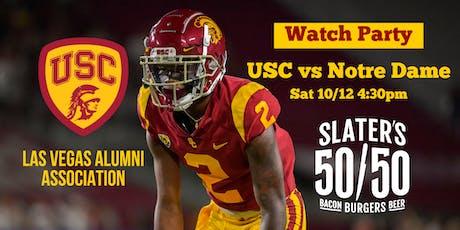 USC vs Notre Dame - Alumni Association Watch Party tickets