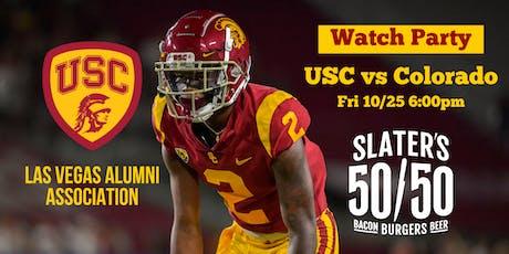 USC vs Colorado - Alumni Association Watch Party tickets