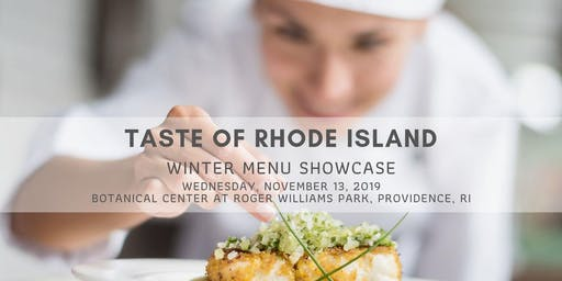 Taste of Rhode Island  - Winter Menu Showcase