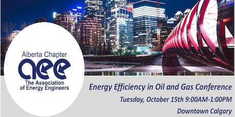 Energy Efficiency in Oil and Gas tickets