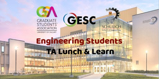 Engineering Students TA Lunch & Learn
