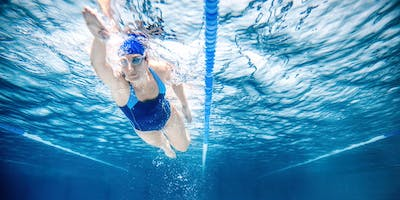 Stroke improvement course at Fitzroy Swimming Pool