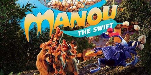Film – Manou the Swift (G) (OC) - Children's Holiday Activity