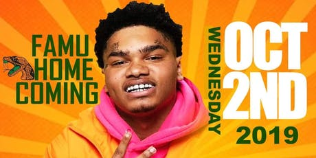 NO CAP Performing Live FAMU HOMECOMING October 2nd @ PLAY Tallahassee tickets