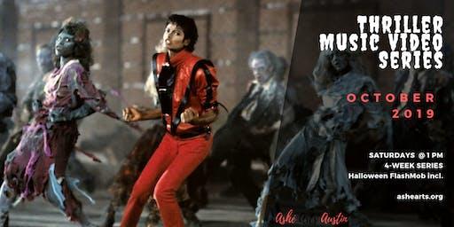 Michael Jackson's Thriller Music Video Series