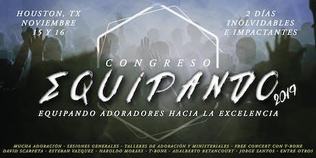 CONGRESO EQUIPANDO 2019 tickets
