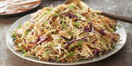 Cooking Masterclass- 'BBQ Salads' tickets