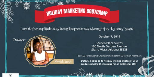 Holiday Marketing Bootcamp
