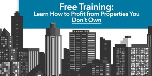 Uncover a System to Invest in Properties w/out Forking Out Your Money