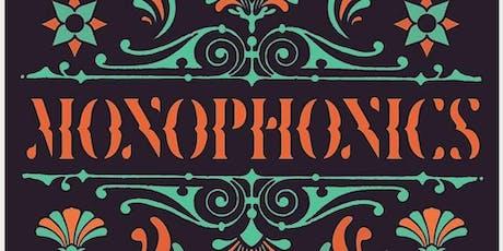 Monophonics/Swoon/Sabertooth Unicorn tickets