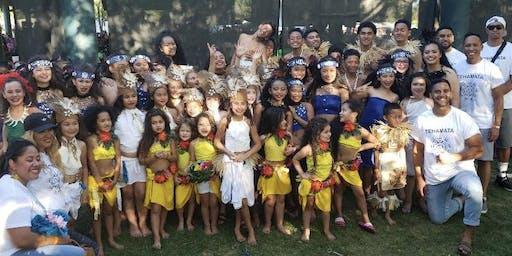 TeHamata Utah Dance Training- Tahitian