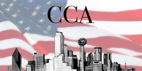 CCA Fall 2019 tickets