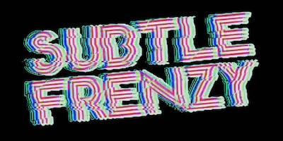 DISCO Launch Party! Fri 9/27 Subtle Frenzy #01