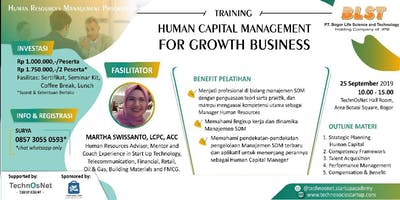 Human Resources Management Program