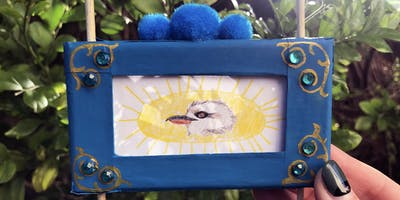 SPRINGarts: Mini Picture Show